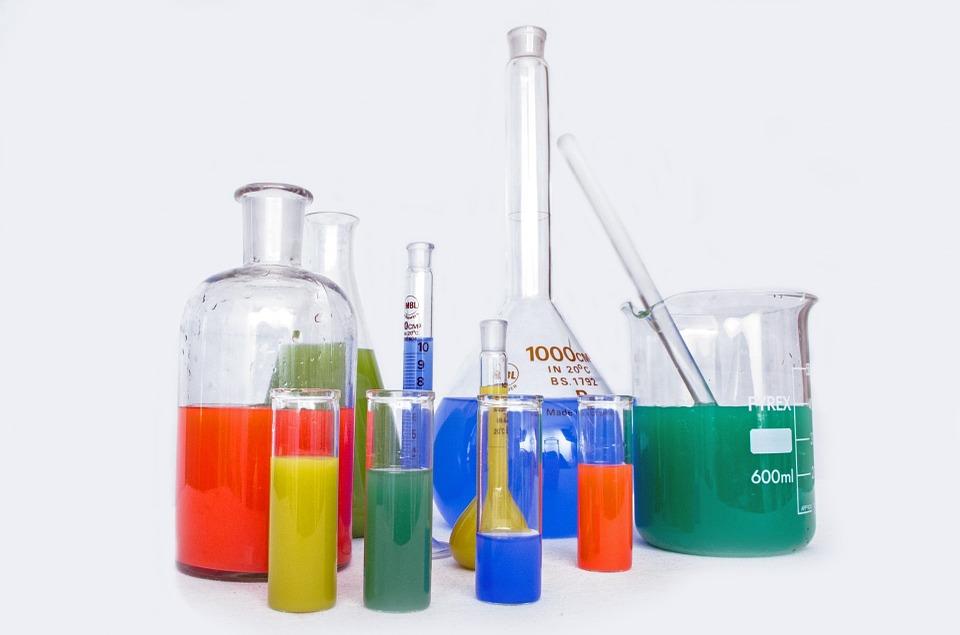 szkło laboratoryjne - zobacz
