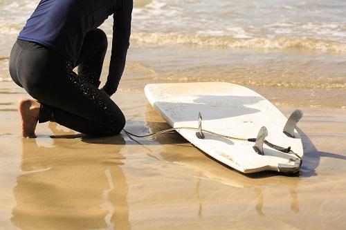 sportowe stroje kitesurfing